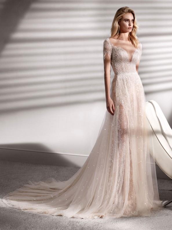 Svatební šaty Nicole Milano NCA20181 2020