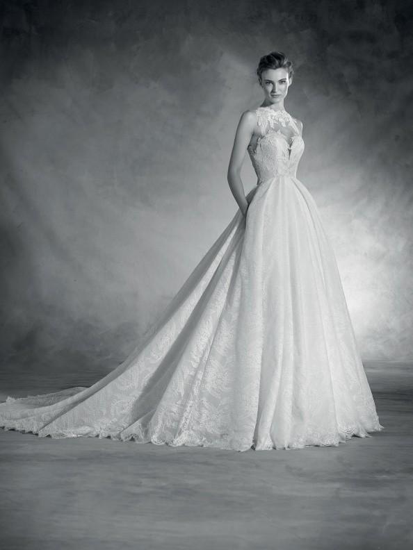 Svatební šaty Atelier Pronovias Neus 2017
