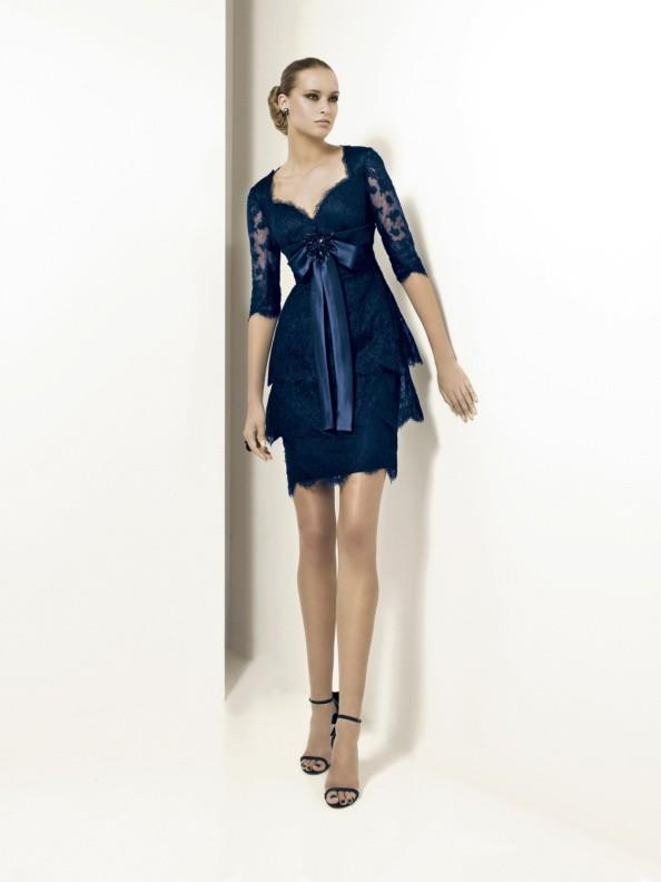 Společenské šaty Pronovias Niala 2013
