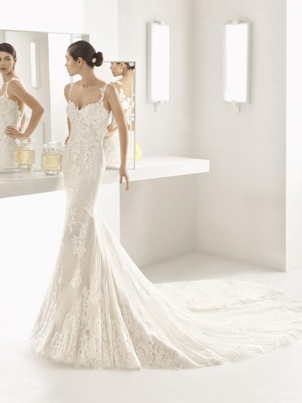 Svatební šaty Rosa Clará Oboe 2017