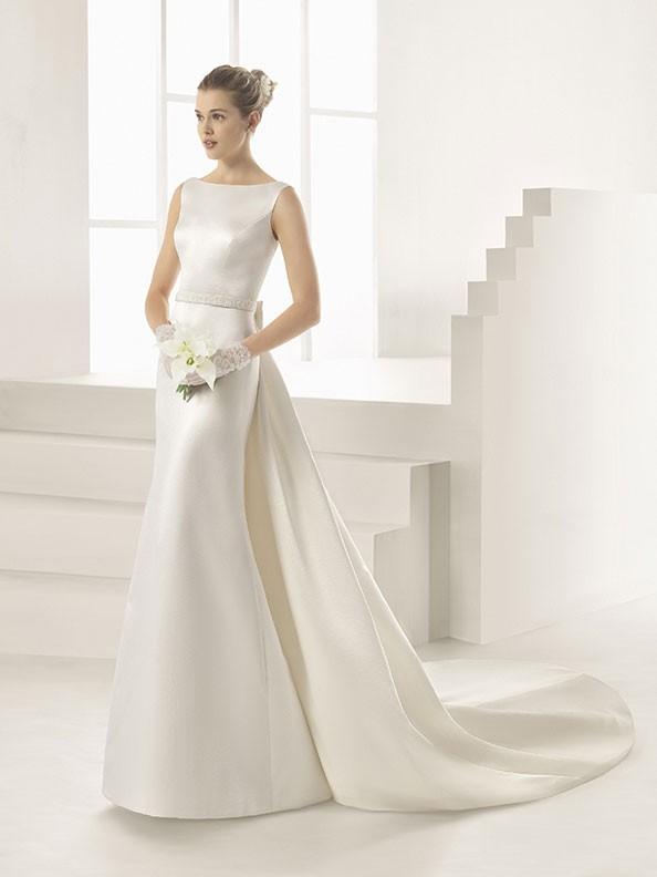 Svatební šaty Rosa Clará Oriental 2018