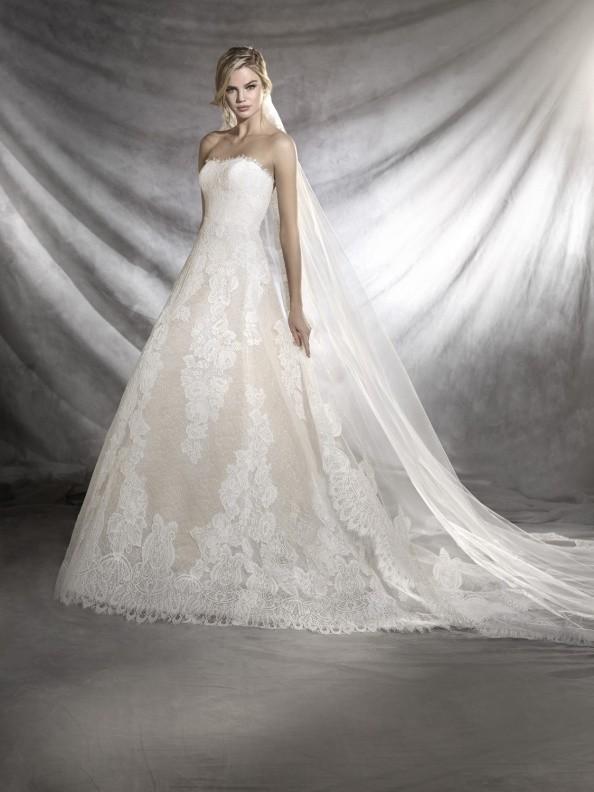 Svatební šaty Pronovias Orieta 2017