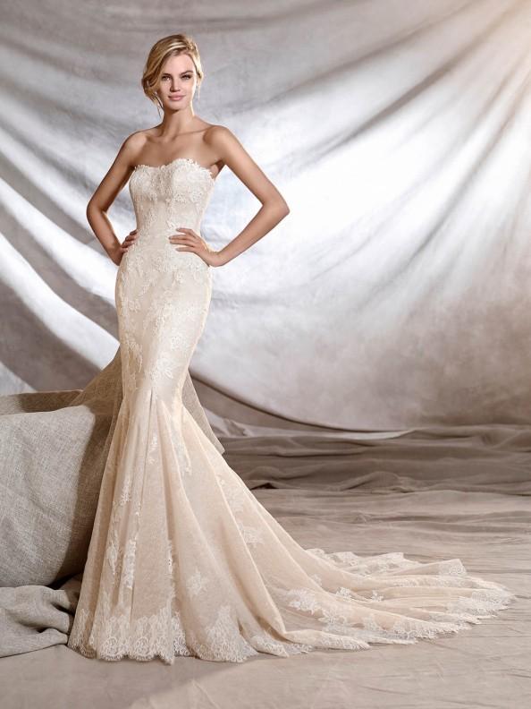 Svatební šaty Pronovias Orinoco 2018