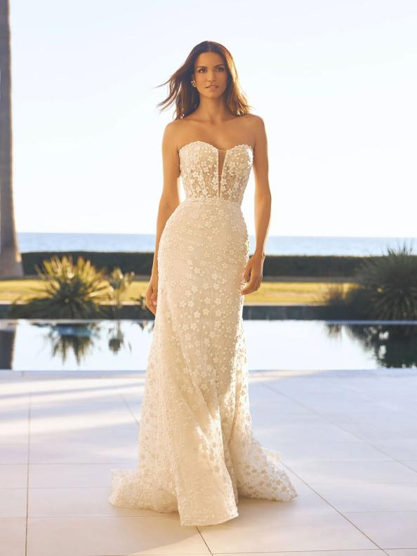 Svatební šaty Pronovias Phoebe 2020