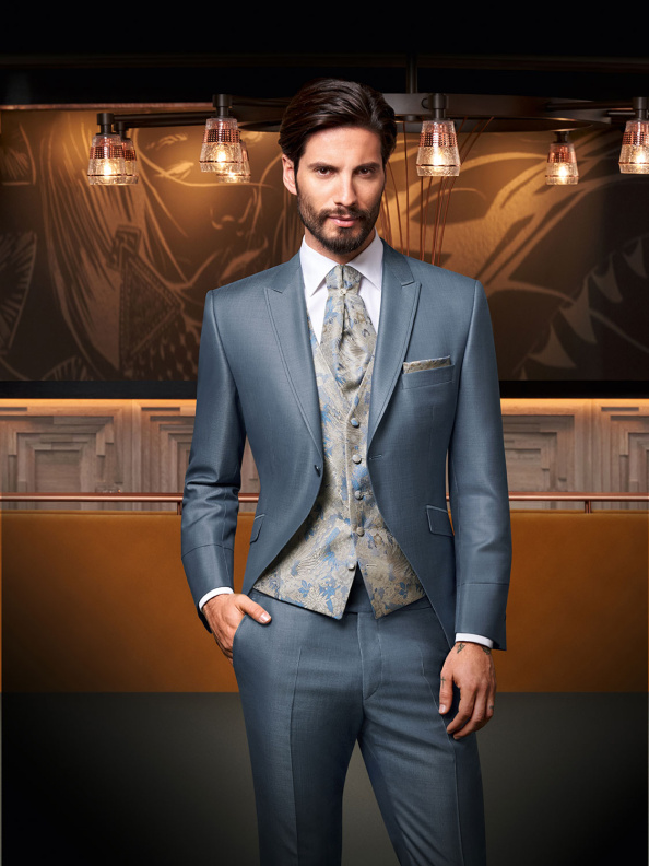 Men S Suit Wilvorst Prestige 2020 Look16 2020 Nuance