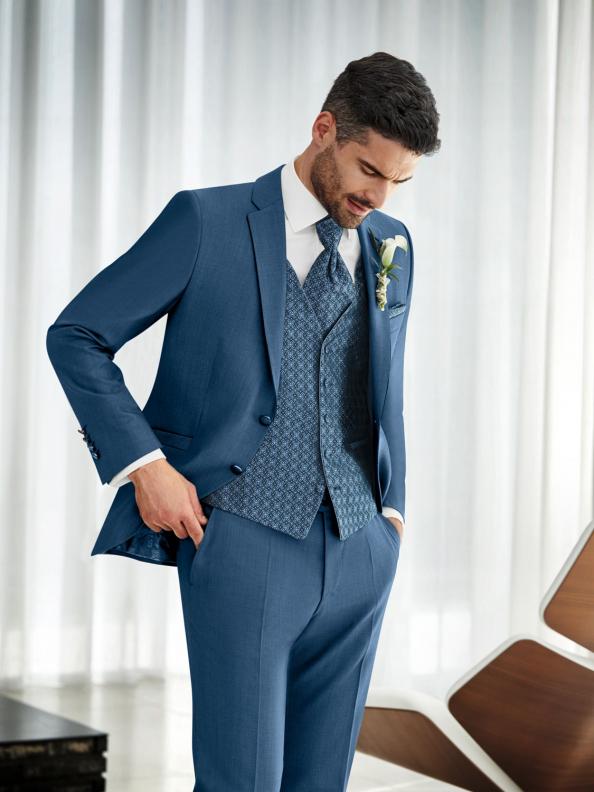 Pánské obleky Wilvorst Prestige 2021 look4 2021