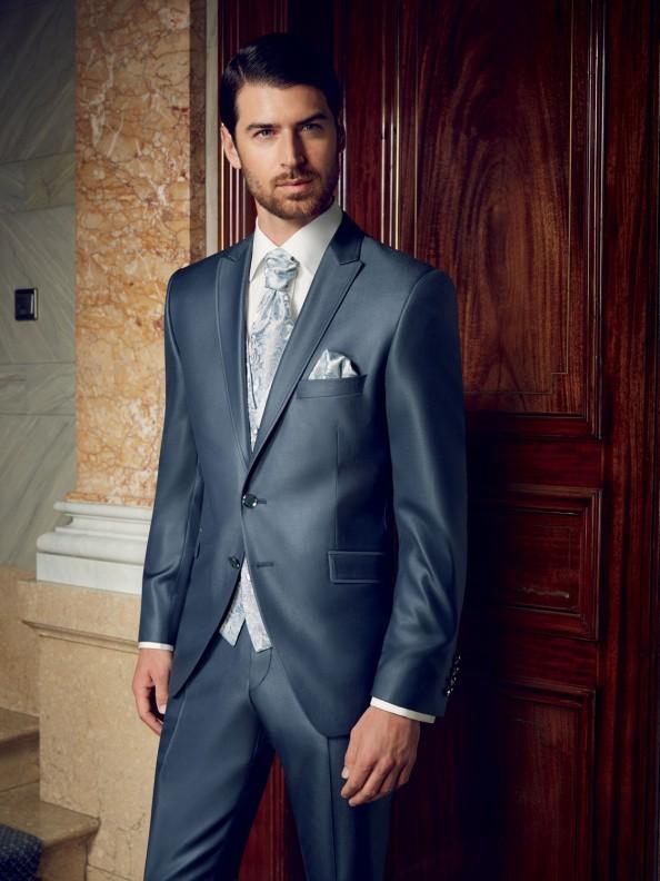 Pánské obleky Wilvorst Prestige vzor02 2018