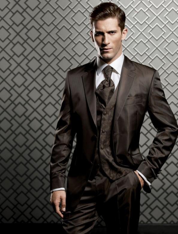 Pánské obleky Wilvorst Prestige vzor1 2012