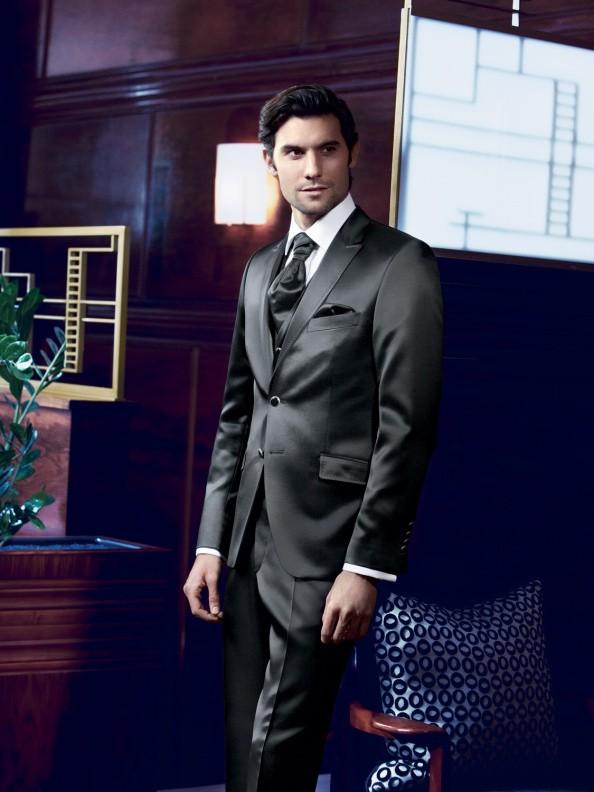 Pánské obleky Wilvorst Prestige vzor12 2013