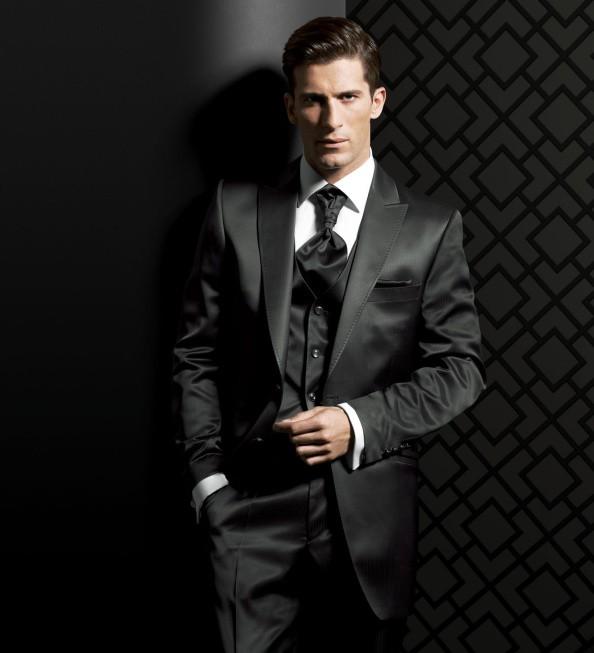 Pánské obleky Wilvorst Prestige vzor2 2012