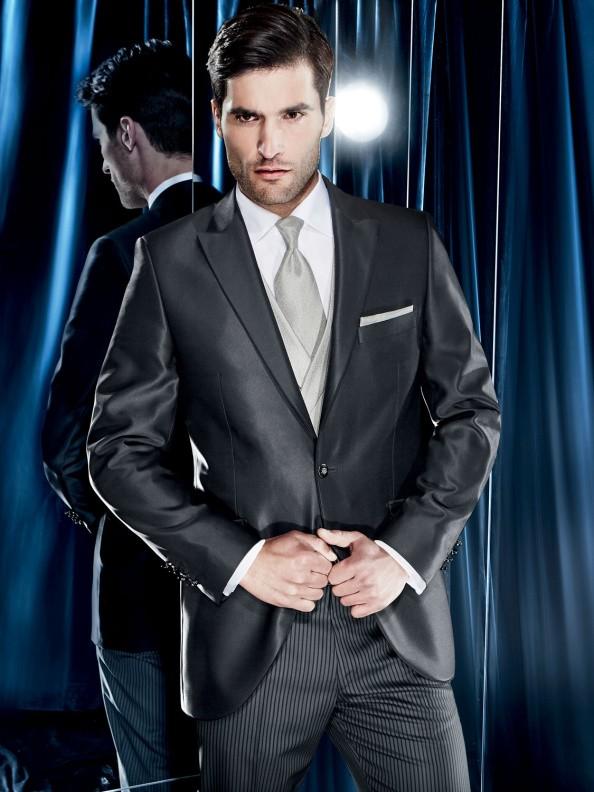 Pánské obleky Wilvorst Prestige vzor25 2014