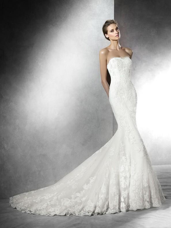 Svatební šaty Pronovias Primael 2018