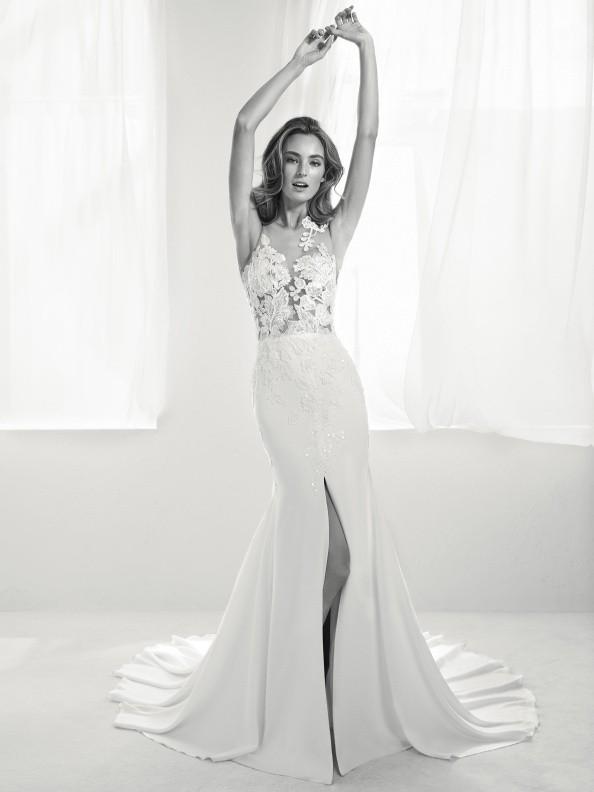 Svatební šaty Atelier Pronovias Ranuar 2019