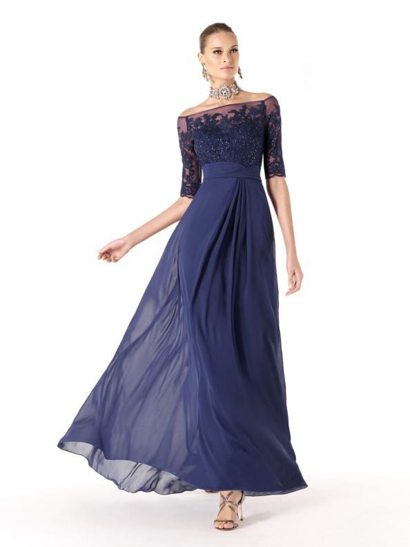 Společenské šaty Pronovias Ranzinne 2015