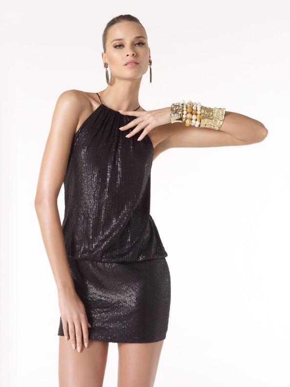 Společenské šaty Pronovias Raven 2015