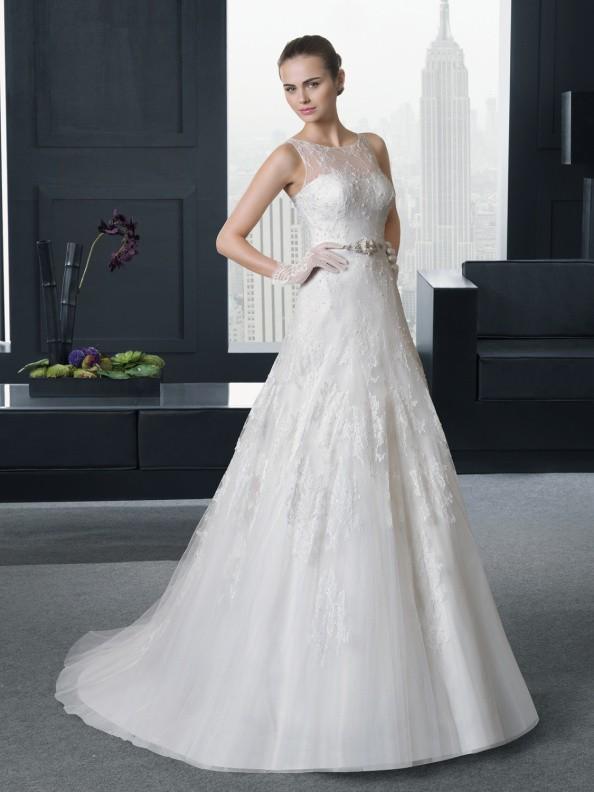 Svatební šaty Rosa Clará Real 2018