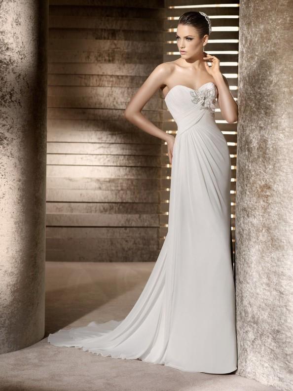 Svatební šaty It's my Party Regata  2013