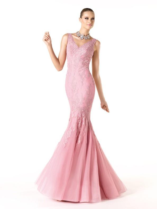 Společenské šaty Pronovias Reginne 2015