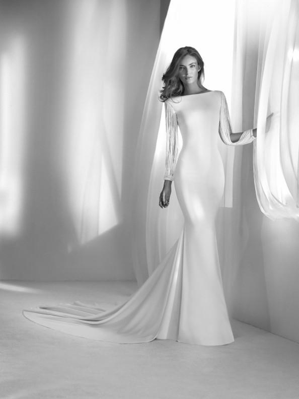 Svatební šaty Atelier Pronovias Relato 2018