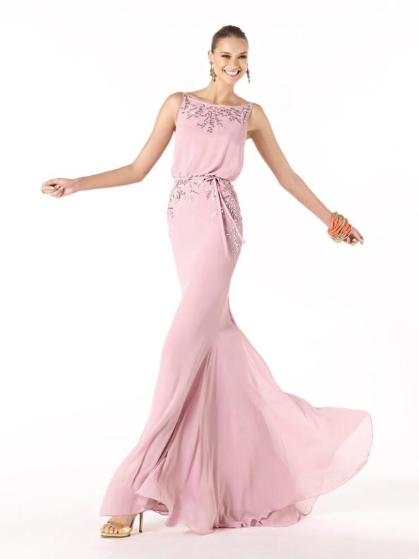 Společenské šaty Pronovias Remilly 2015