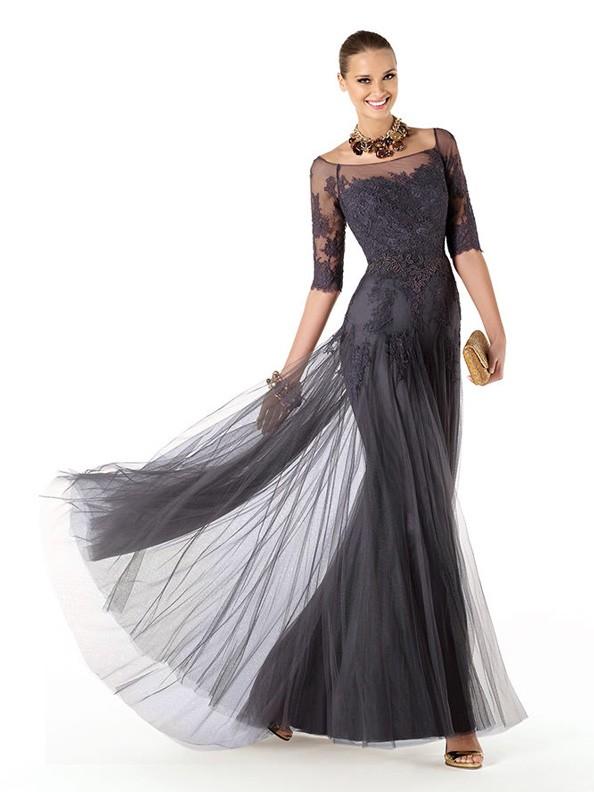 Společenské šaty Pronovias Rohais 2015