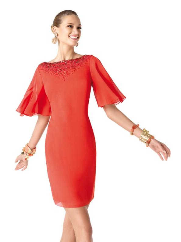 Společenské šaty Pronovias Royalle 2015