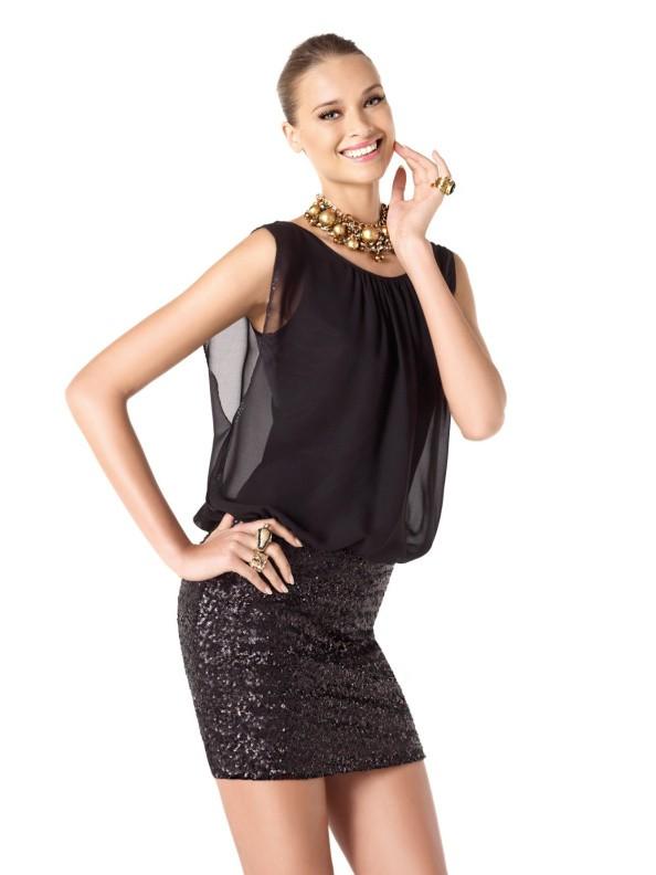 Společenské šaty Pronovias Runna 2015