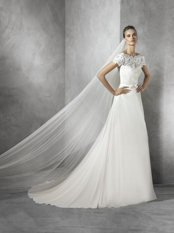 Svatební šaty Pronovias Tanay 2016