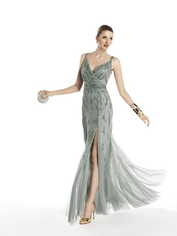 Společenské šaty Pronovias Taraben 2015