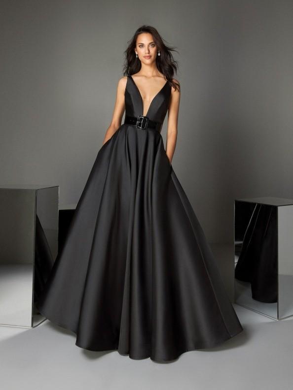 Maturitní šaty Pronovias TE Style 91 2020