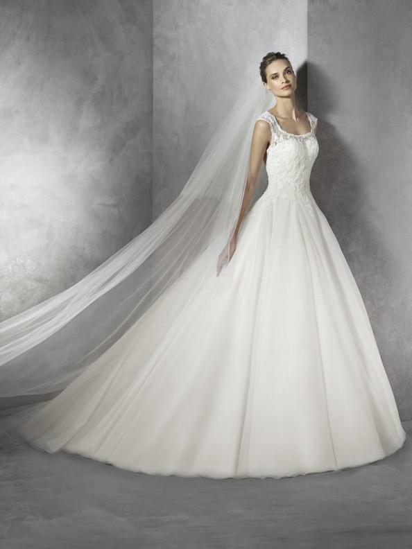 Svatební šaty Pronovias Torla 2016