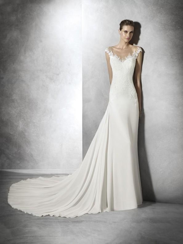 Svatební šaty Pronovias Tortoli 2017