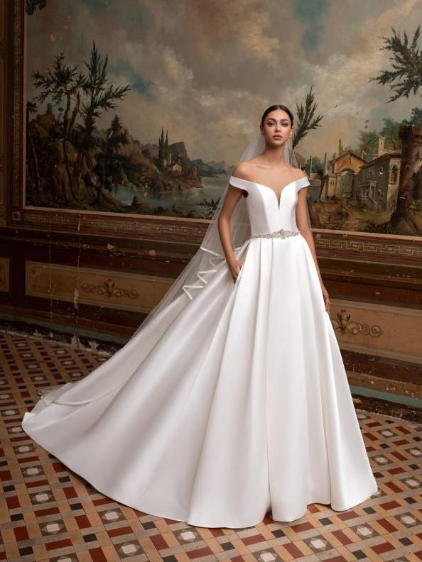 Svatební šaty Pronovias Varuna 2020