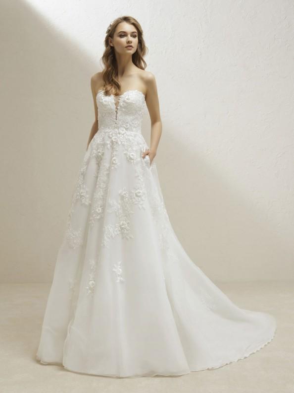 Svatební šaty Pronovias Vigo 2019