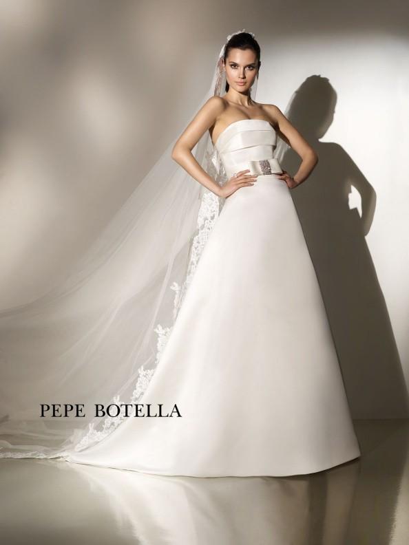 Svatební šaty Pepe Botella VN316 2015