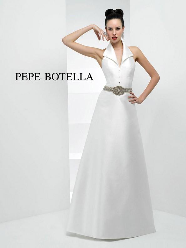 Svatební šaty Pepe Botella VN383 2015