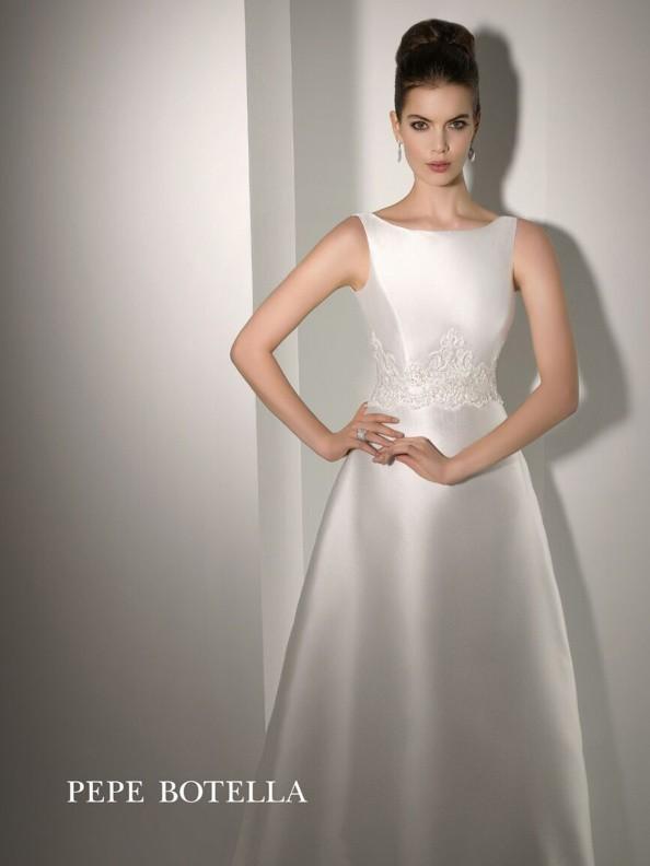 Svatební šaty Pepe Botella VN433 2016