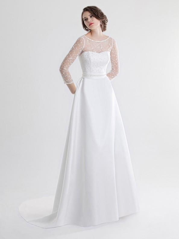 Svatební šaty Pepe Botella VN498 2016