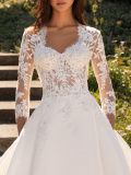 WEDDING DRESSES Pronovias Alcanar 2019