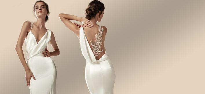 Svatební šaty k prodeji i k pronájmu