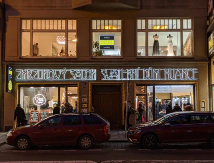 Svatební salon NUANCE Praha